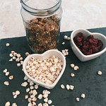 date sweetened granola