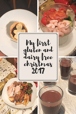 My first gluten and dairy free Christmas