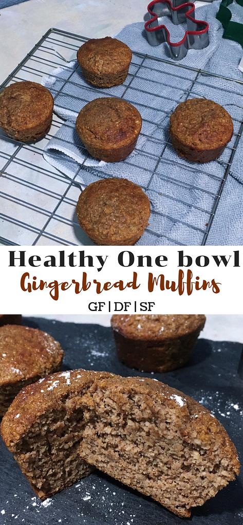 gingerbread muffins ointerest