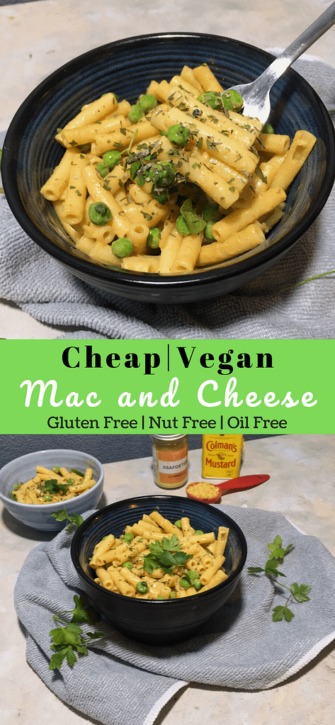 mac and cheese pinterest image