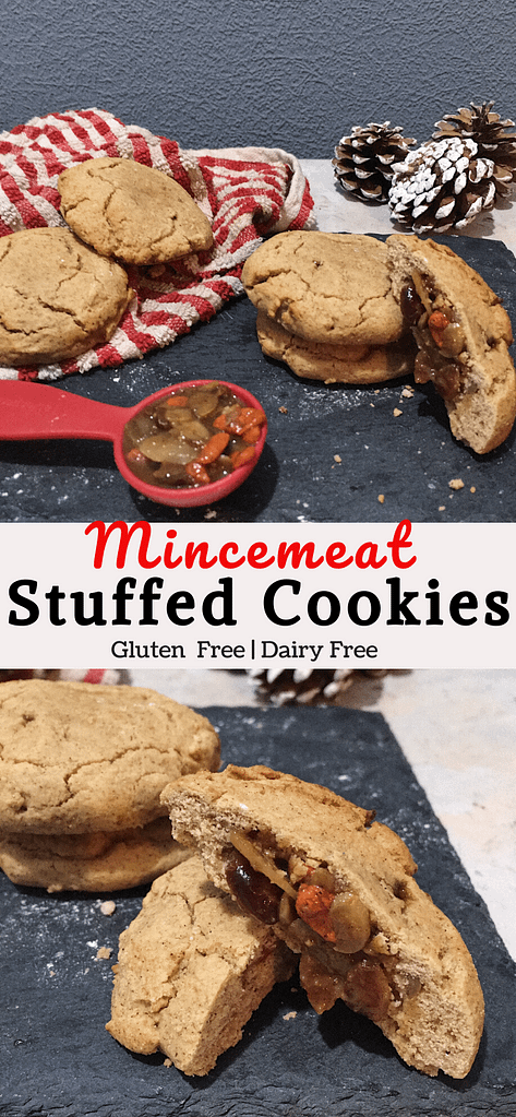 mincemeat cookies double pinterest image