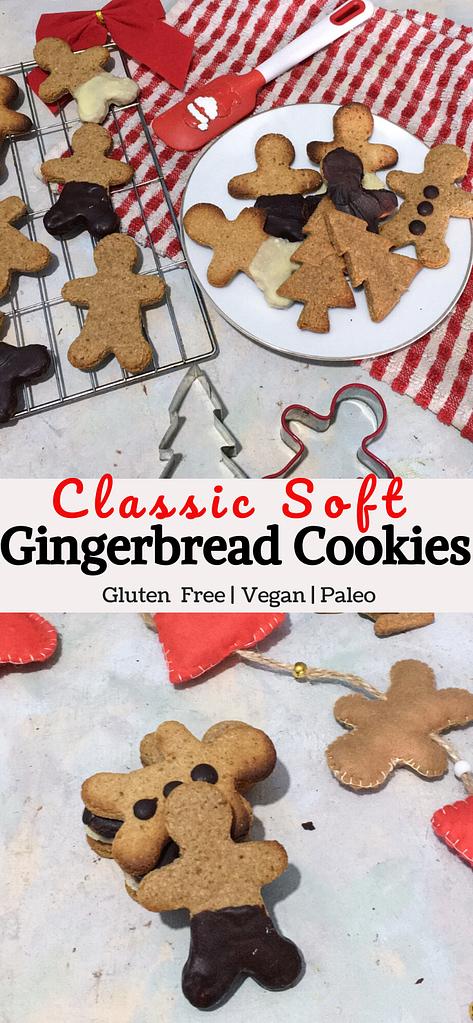 pinterest double image of cookies