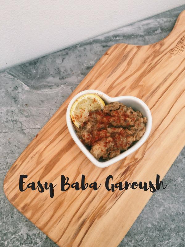 3 easy healthy dips