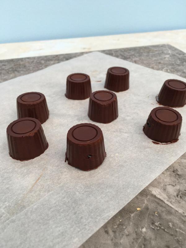 salted caramel rolos