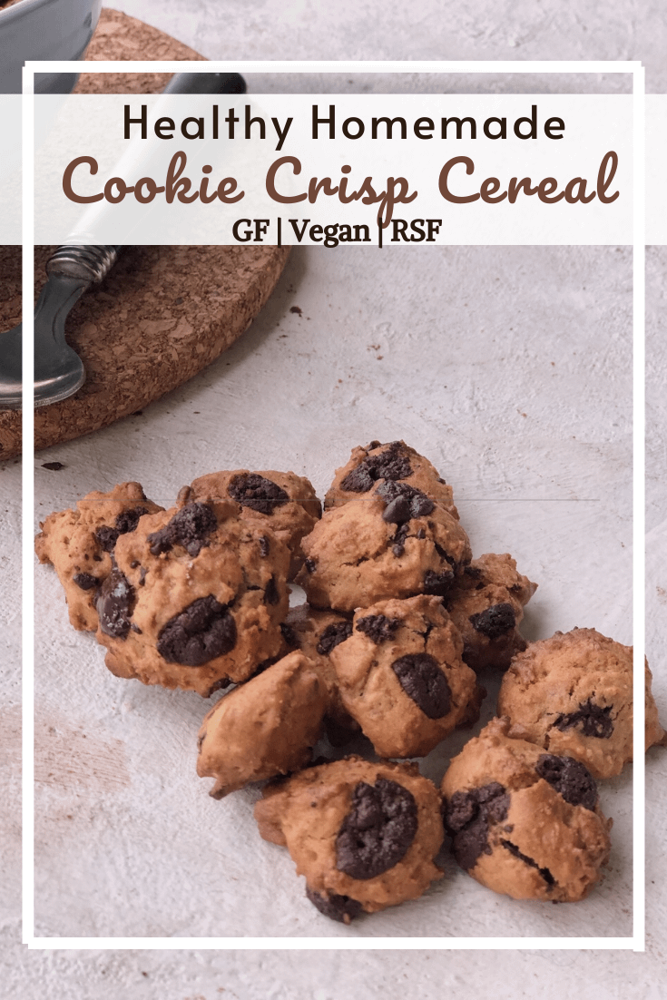 Cookie Crisp Cereal (GF, VG, RSF)